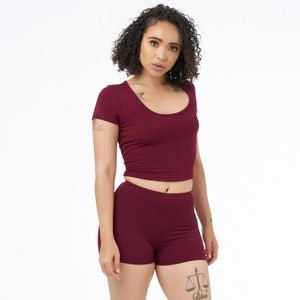 Other - Summer Breeze Shorts & Tank Set